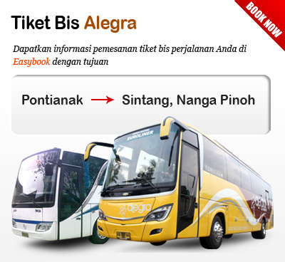Newly launched Alegra bus tickets