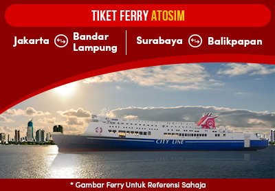 Newly launched Atosim Ferry Tickets