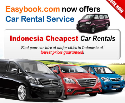 Easybook now offers Car Rental Service