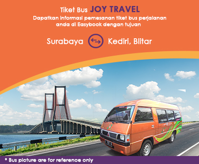 Newly launched Joy Travel Shuttle Tickets