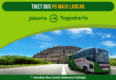Newly launched Maju Lancar Bus Tickets