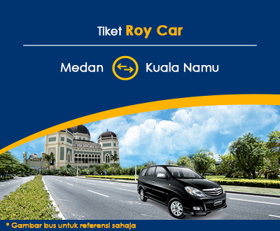 Newly launched Roy Car Tickets