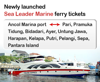 Newly Launched Sea Leader Marine Ferry Tickets